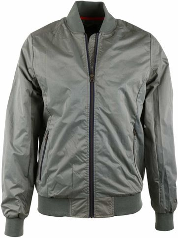 Suitable Bomber Jas Groen