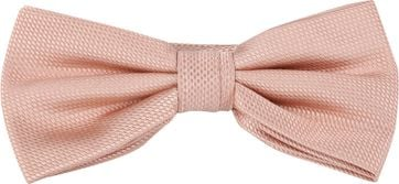 Suitable Bow Tie Old Pink