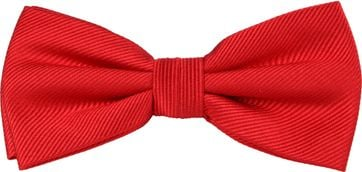Suitable Bow Tie Red