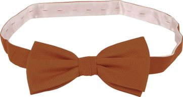 Suitable Bow Tie Silk Brown