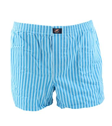 Suitable Boxershort Blauw gestreept