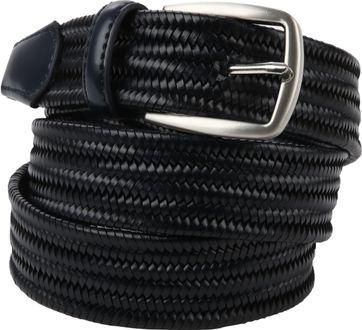 Suitable Braided Belt Black