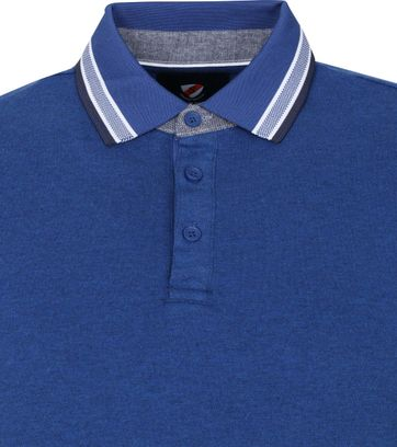 Suitable Brick Polo Blauw