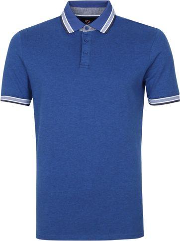 Suitable Brick Polo Shirt Blue