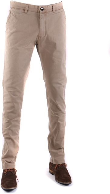 Suitable Broek Arnold Khaki