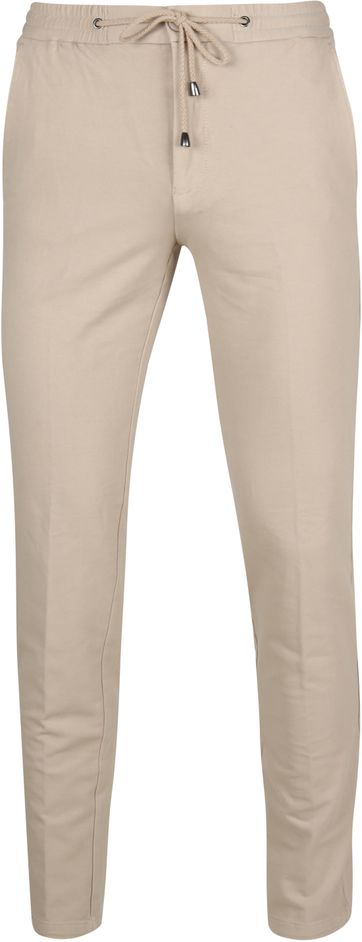 Suitable Broek Enrico Beige