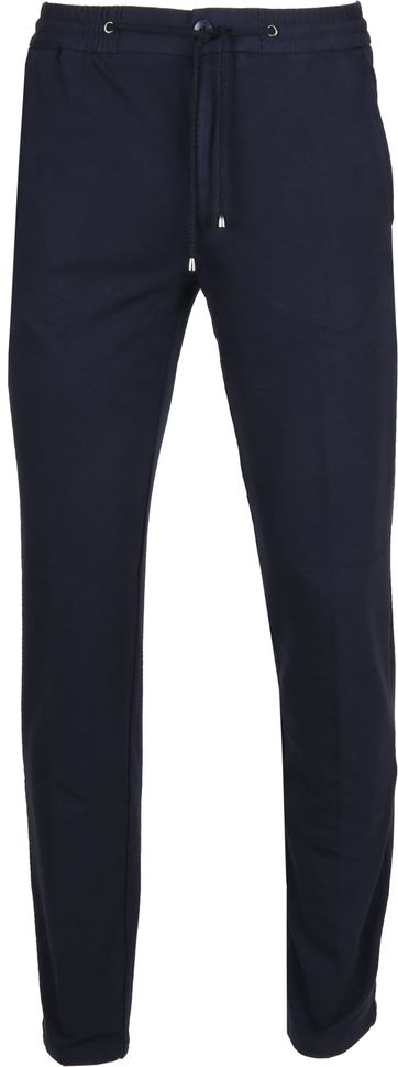 Suitable Broek Enrico Navy