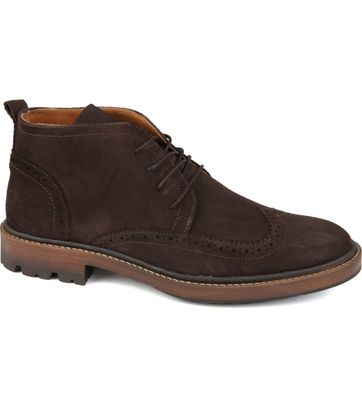 Suitable Brogue Braun