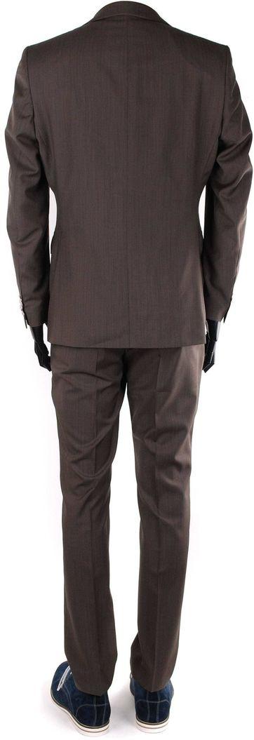 Suitable Bruin Kostuum Deveania