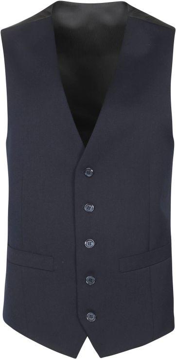 Suitable Captial Waistcoat Navy
