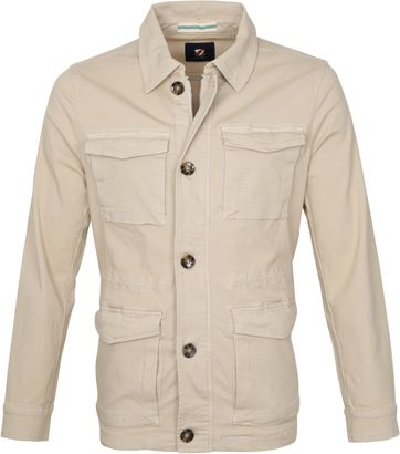 Suitable Casper Jacket Beige