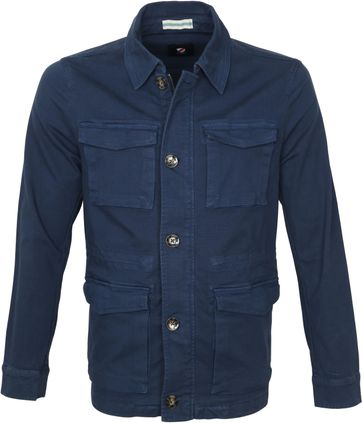 Suitable Casper Jacket Navy
