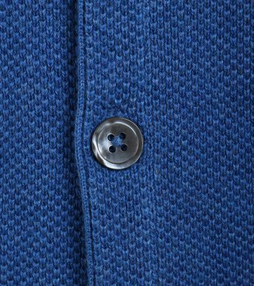 Detail Suitable Casual Gilet Blauw