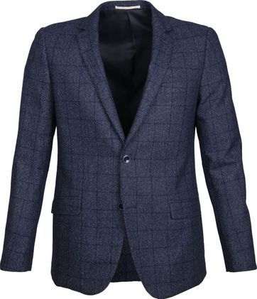 Suitable Cavan Blazer Navy Checks
