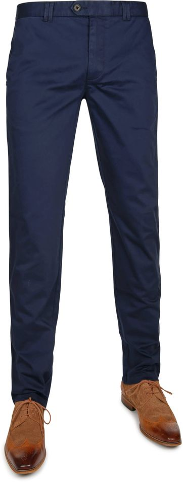 Suitable Chino Dante Navy