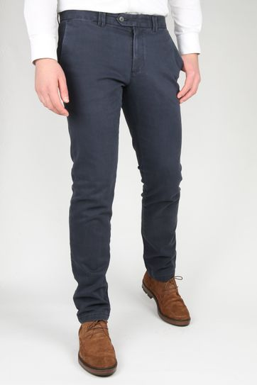Suitable Chino Dunkelblau Dante