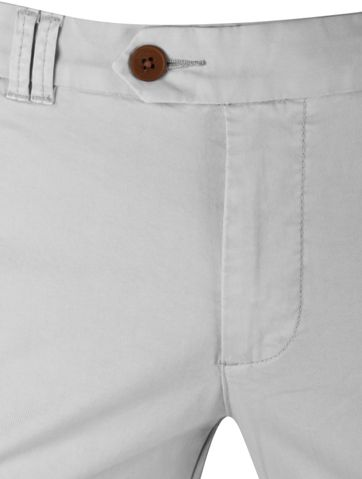 Suitable Chino Hose Light Grey