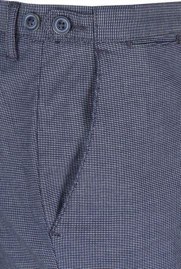 Suitable Chino Locke Dark Blue