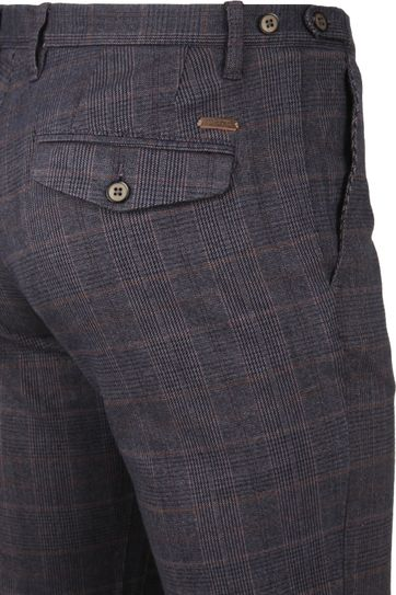 Suitable Chino Locke Pane Brown