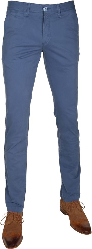 Suitable Chino Oakville Indigo