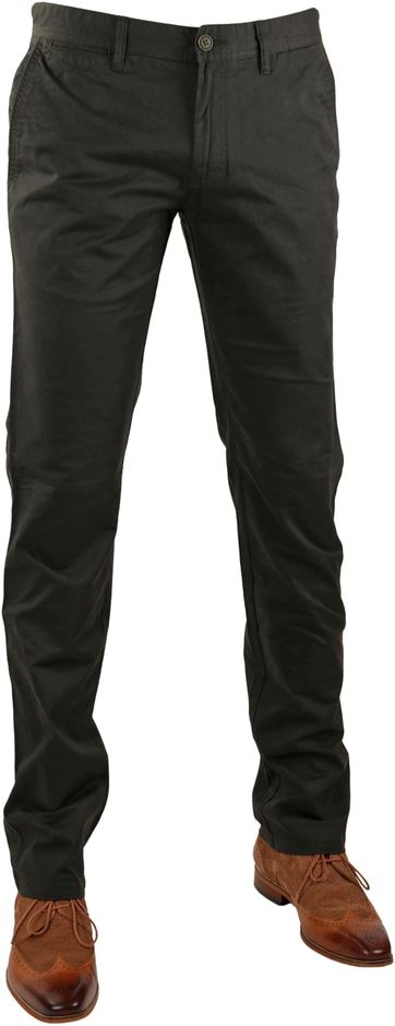 Suitable Chino Pants Dante Olive