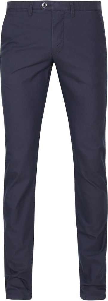 Suitable Chino Sartre 3467 Donkerblauw