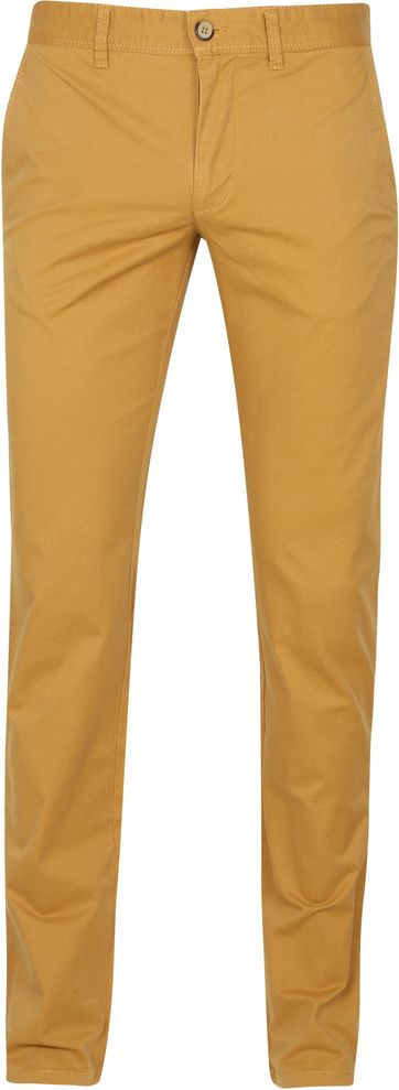 Suitable Chino Sartre 3467 Geel