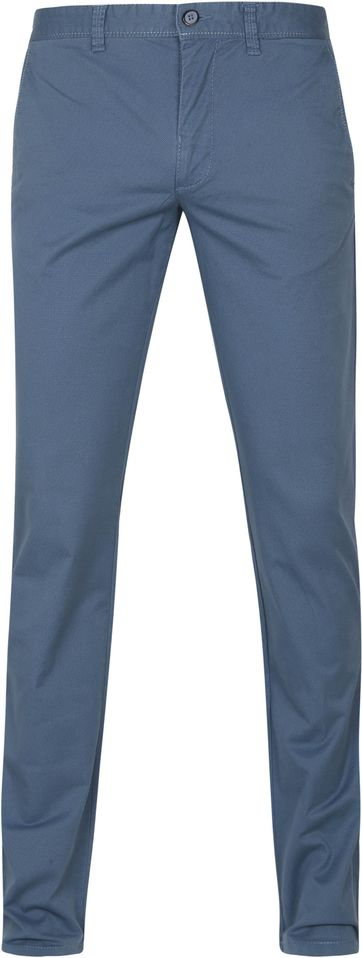 Suitable Chino Sartre 3467 Indigo Blau