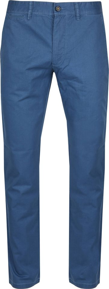 Suitable Chino Sartre Blau