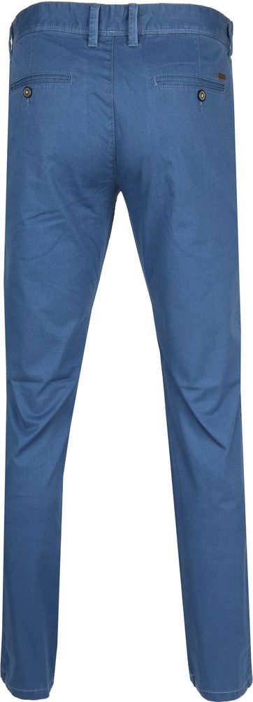Suitable Chino Sartre Blauw