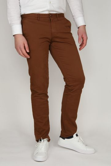 Suitable Chino Sartre Cognac