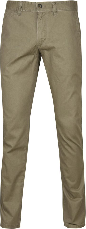 Suitable Chino Sartre Dark Green