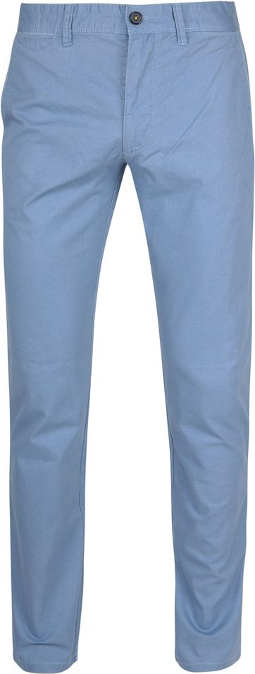 Suitable Chino Sartre Hellblau