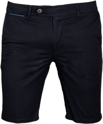 Suitable Chino Short Dunkelblau