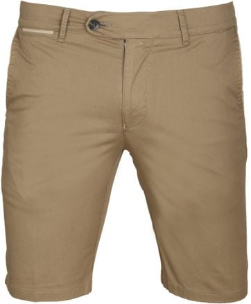 Suitable Chino Short Khaki