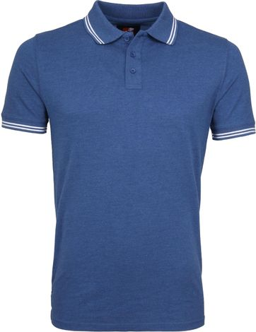Suitable Chipp Poloshirt Blue
