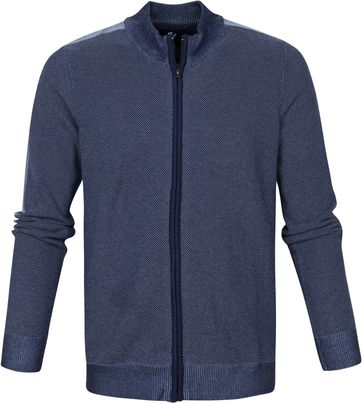 Suitable Claude Cardigan Navy