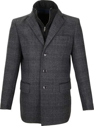 Suitable Coat Anton Dark Grey