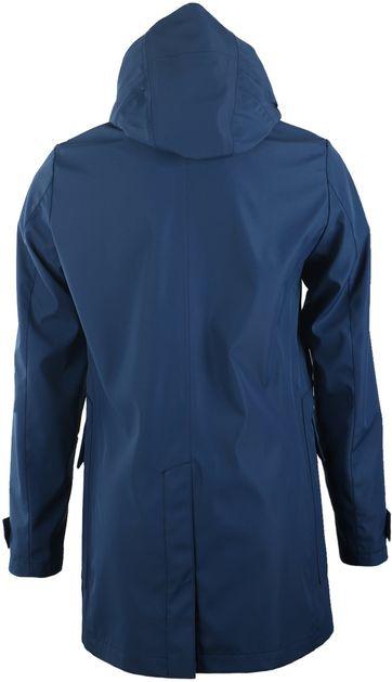 Suitable Coat Davon Blue