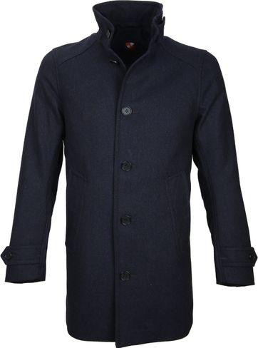 Suitable Coat Gerwin Navy