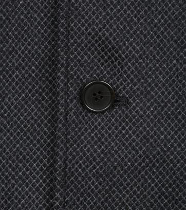Suitable Coat Hans Diamond Grey