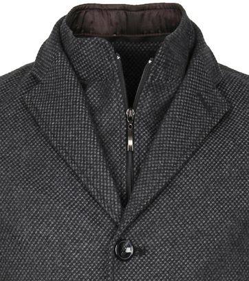 Suitable Coat Karel Anthracite