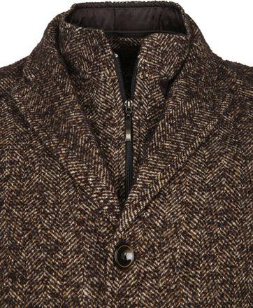 Suitable Coat Karel Bruin
