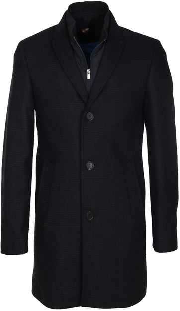 Suitable Coat Navy