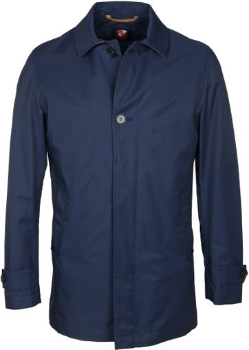 Suitable Coat Rosewood Navy