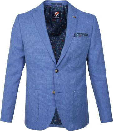 Suitable Colbert Cayo Melange Blauw