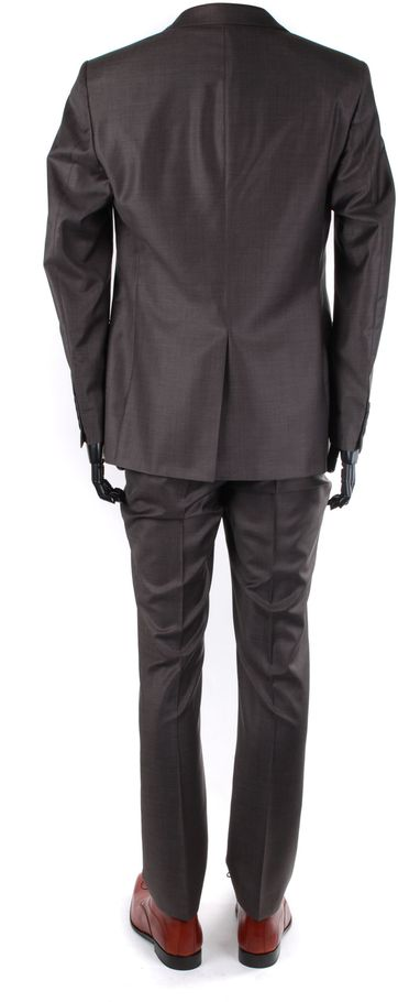 Suitable Costume Brown Serge