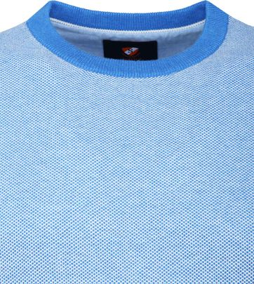 Suitable Cotton Pullover Thomas Blue