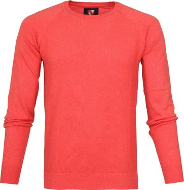 Suitable Cotton Sweater Ben Coral