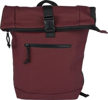 Suitable Courier Backpack Bordeaux